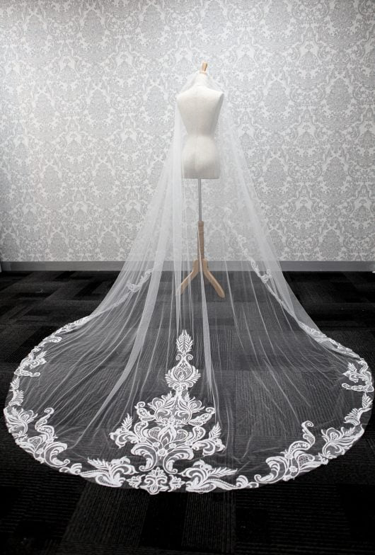 Cathedral veil no11
