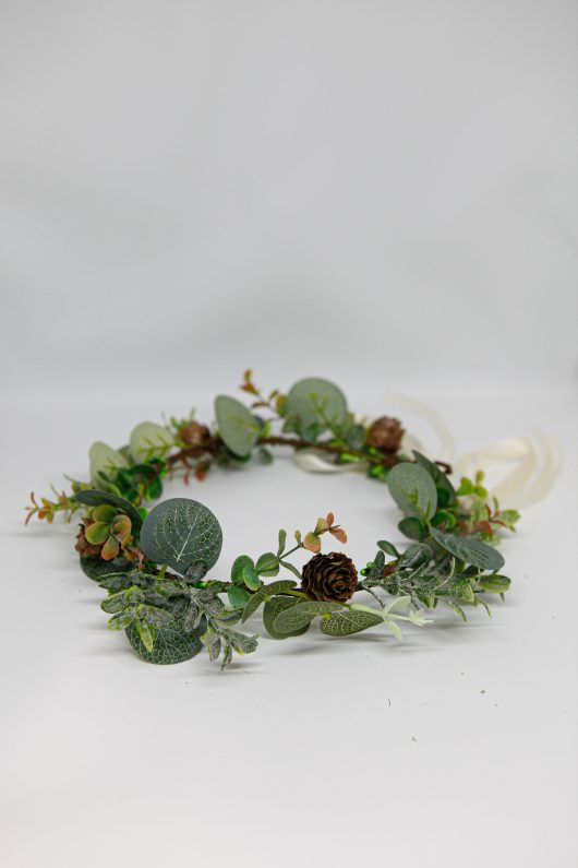 Lily Flower Crown