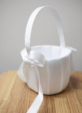 Nova Flower Girl Basket