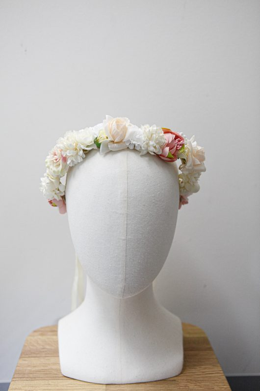 Rosa Flower Crown